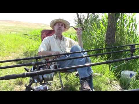 рыбалка на тусмурунском канале