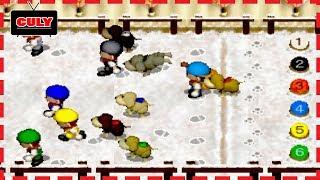 Game nông trại CulyTV #52 - Cuộc thi đua chó lễ hội mùa đông Harvest Moon dog racing