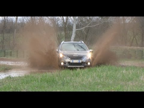 PEUGEOT 2008 E-HDI 115 CV GRIP CONTROL 2014 - RALLY TEST
