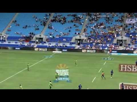 IRB Sevens World - Gold Coast Sevens 2011 highlights