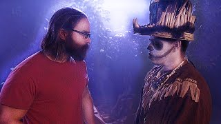 Face to Face with a Shapeshifting Witch Doctor | David Hogan