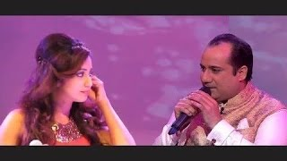 Shreya Ghoshal And Rahat Fateh Ali Khan First Time  Live On Stage || Best Live HD Videos(720p)