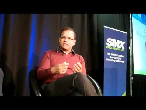 Google's Amit Singhal On Paid Inclusion - SMX London 2012