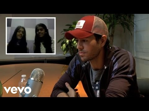 Sonerie telefon » Enrique Iglesias – ASK:REPLY (Namrata & Nisha)