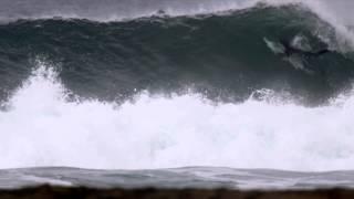 Cold Water Surfing with Pete Devries in Tofino, B.C.