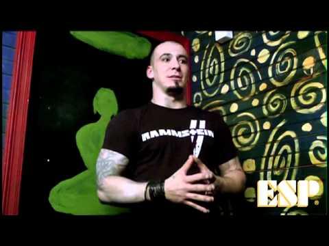 ESP Guitars: Orion (Behemoth) 2012 Interview
