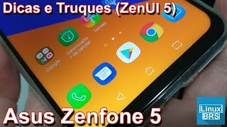 Asus Zenfone 5 - Dicas e Truques ( ZenUI 5 )