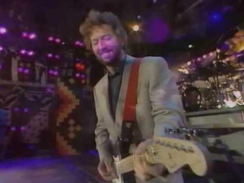 Dire Straits&Eric Clapton - Romeo&Juliet [Wembley -88]