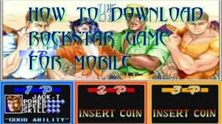 Mostofa android Game Play On your Android Game youtube