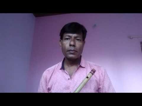 Sathi tere nam ek din on flute by Chetan kumar 7990106846