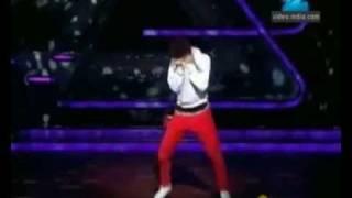 Raghav Juyal Crocroaxz - slow motion dance