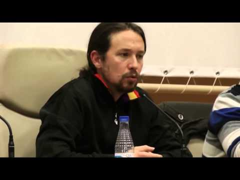Pablo Iglesias (Podemos, Spain): The issue of the working class - English captions -