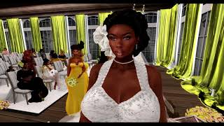 Chris & Dayla Second Life Wedding - 1.26.18