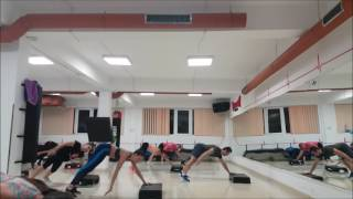 Functional Step Choreography