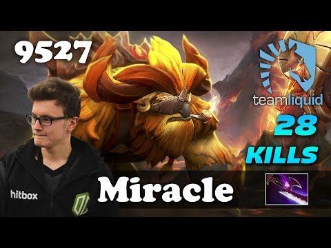Miracle SHAKER 28 Frags | 9527 MMR Dota 2