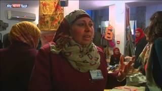 """منتجات يدوية لـ""""ريفيات غور الصافي"""" في عمان"""