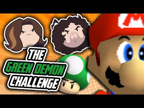 Super Mario 64 Green Demon Challenge: Crushed Spirits - PART 5 - Game Grumps