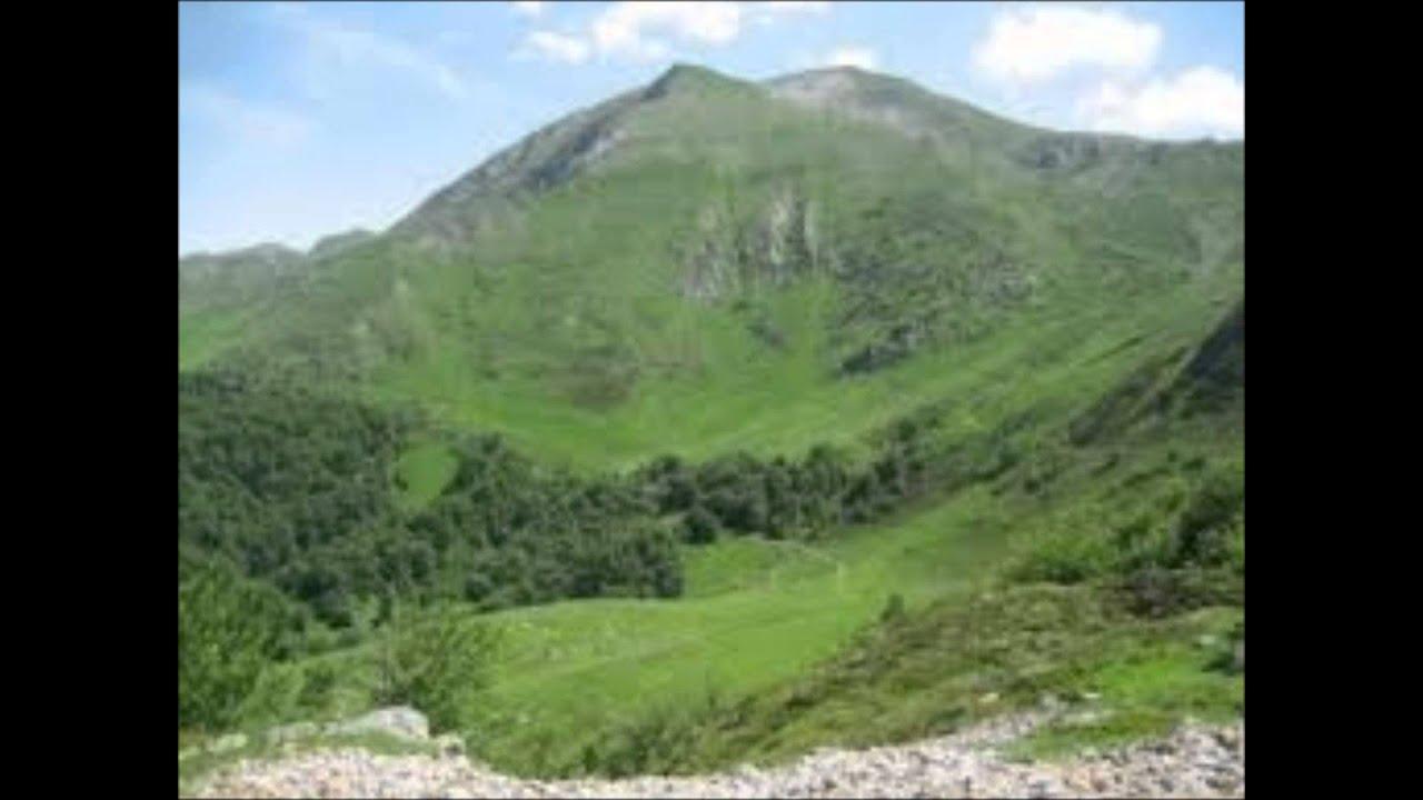 les plus beaux paysages de montagnes