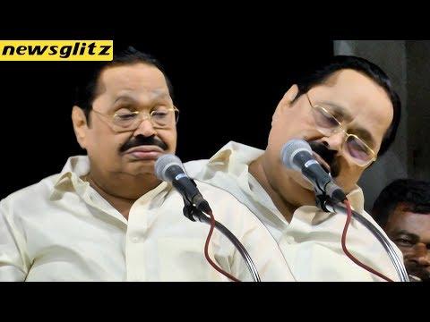நக்கல் பேச்சு : Durai Murugan funny Speech on Salem 8 Way Road | DMK