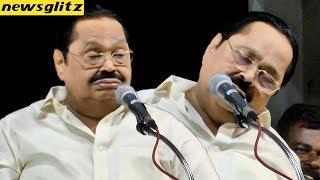 நக்கல் பேச்சு : Durai Murugan funny Speech on Salem 8 Way Road   DMK