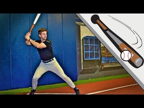 Baseball Hitting Secrets - The Separation Drill