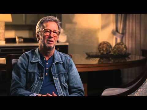 Eric Clapton discusses