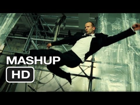 Jason Statham - Ultimate Badass DIRECTORS CUT Mashup HD Movie