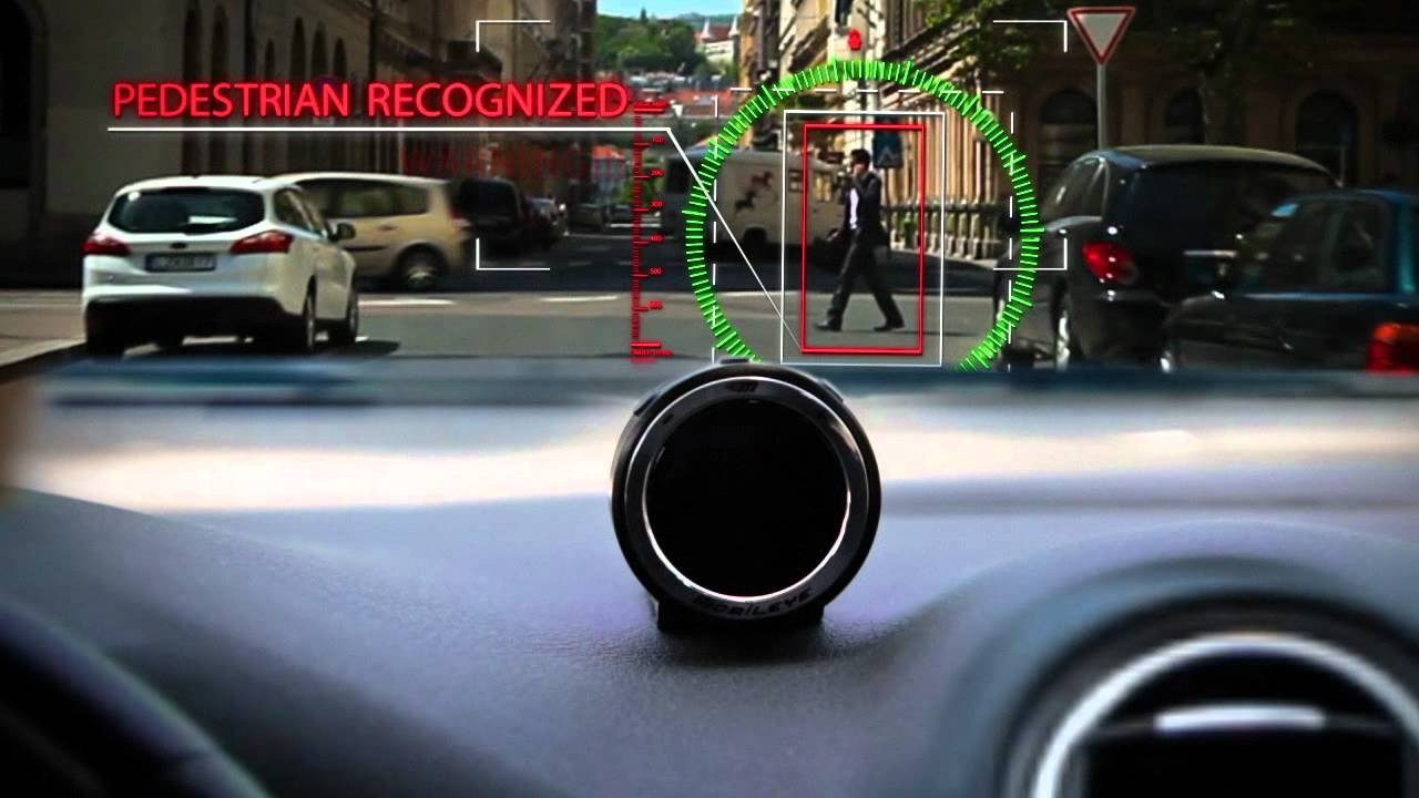 Mobileye pedestrian collision warning vehicle 2012 - Ou trouver des caisses a pommes ...
