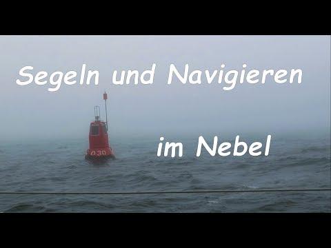 #004 Segeln und Navigieren im Nebel - Stralsund-Lubmin-Swinemünde