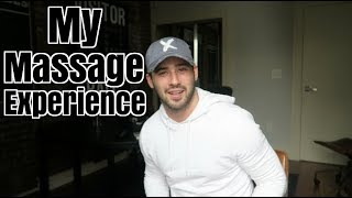 My Massage Experience