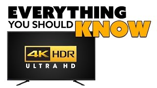 4K HDR Ultra HD Gaming EXPLAINED! What You Should Know About It - The Know