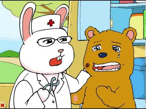 [biBook] Gấu con đánh răng - Sách tương tác
