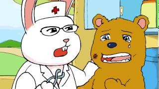 Truyện cổ tích - Gấu con lười đánh răng - Gấu con bị sâu răng