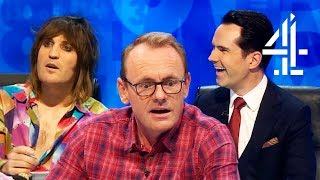 Sean Lock TRIES & FAILS To Cheat At Countdown! | 8 Out of 10 Cats Does Countdown | Best of Sean Pt 9