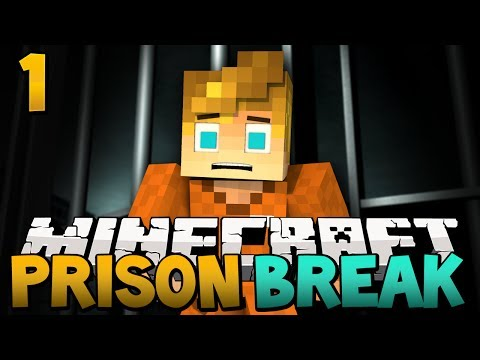 Minecraft Prison Break: