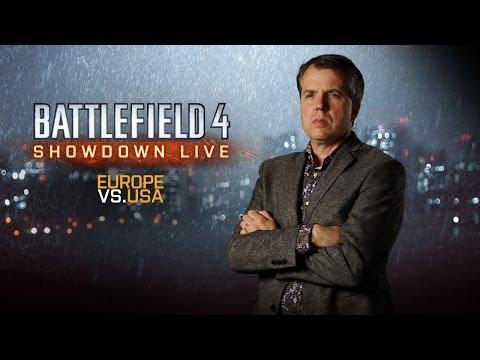 Battlefield 4: Showdown Live - Team US Video 2