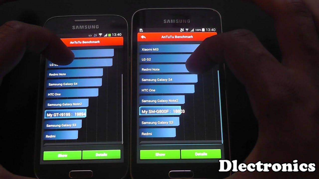 Samsung Galaxy s5 Mini Samsung Galaxy s4 Mini Samsung Galaxy s5 Mini vs s4