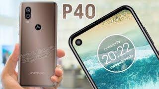 Motorola P40 - First Look!