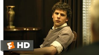 The Social Network (2010) - Cease and Desist Scene (3/10)   Movieclips