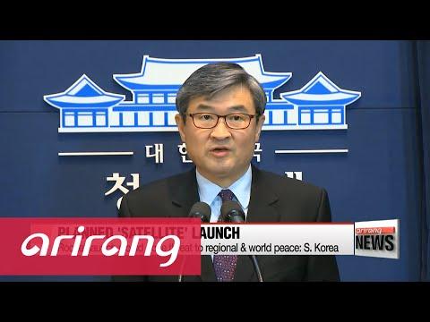 S. Korea demands N. Korea scrap planned rocket launch