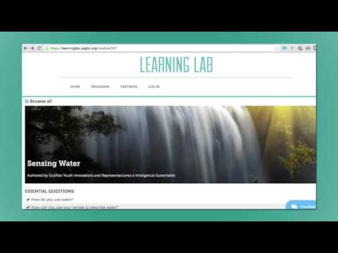Jump in to Learning Lab