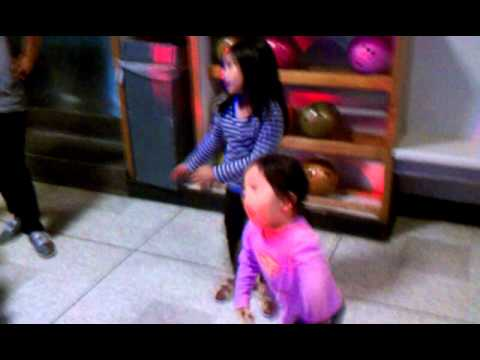 BABY SiLLY SiSTERS DOUGiE DANCE OFF 2 KATY PERRY n BEYONCE @ COSMiC ROCK n BOWL thumbnail
