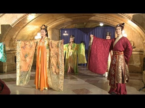 Shen Yun, Chinese Culture Center Stage at NY Dept. of Records