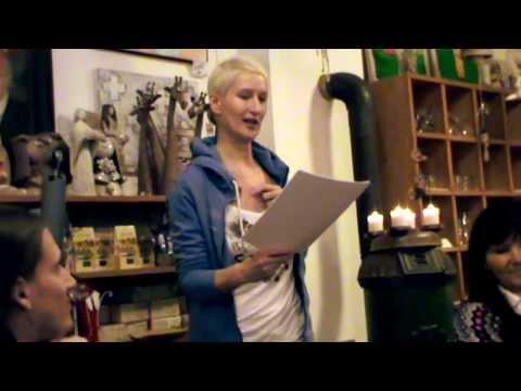 Video Autorské čtení s osobním věnováním