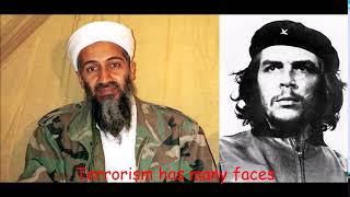Terrorism has many faces