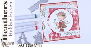 FAST FORWARD: Whimsy Stamps - Wishlist