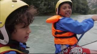 Con il Rafting alla scuola del Fiume - Valle d'Aosta