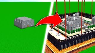 10 STEPS TO BUILD THE SAFEST MINECRAFT HOUSE!