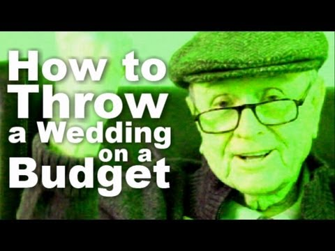 0 How to Throw a Wedding on a Budget
