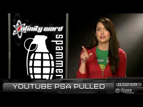 IGN Daily Fix, 11-2: Xbox Live Bans & IW Controversy